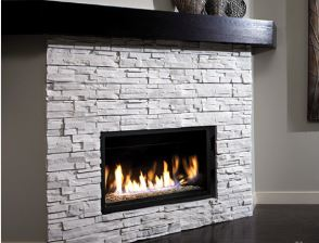 Kingsman Vented gas fireplace models