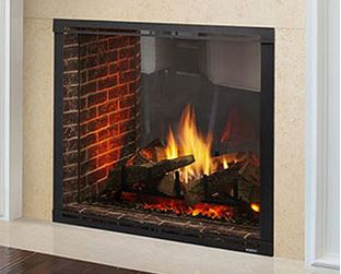 Multi-Sided Fireplaces by Majestic