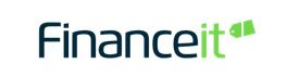 Financeit company logo indicates consumer financing is availableable
