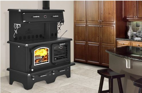 J.A. Roby Cookstoves