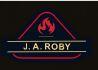 J.A. Roby company logo