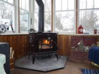 Job Photos: Wood Stoves