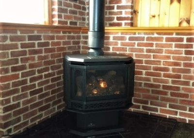 Job Photos: Gas Stoves