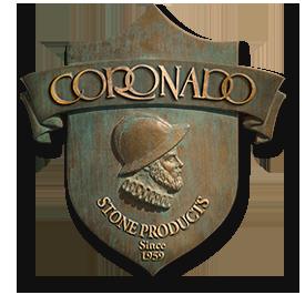 Coronado Stone Shield logo
