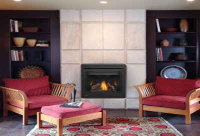 View beautiful fireplaces available at Rene's Total Home Comfort Ltd.