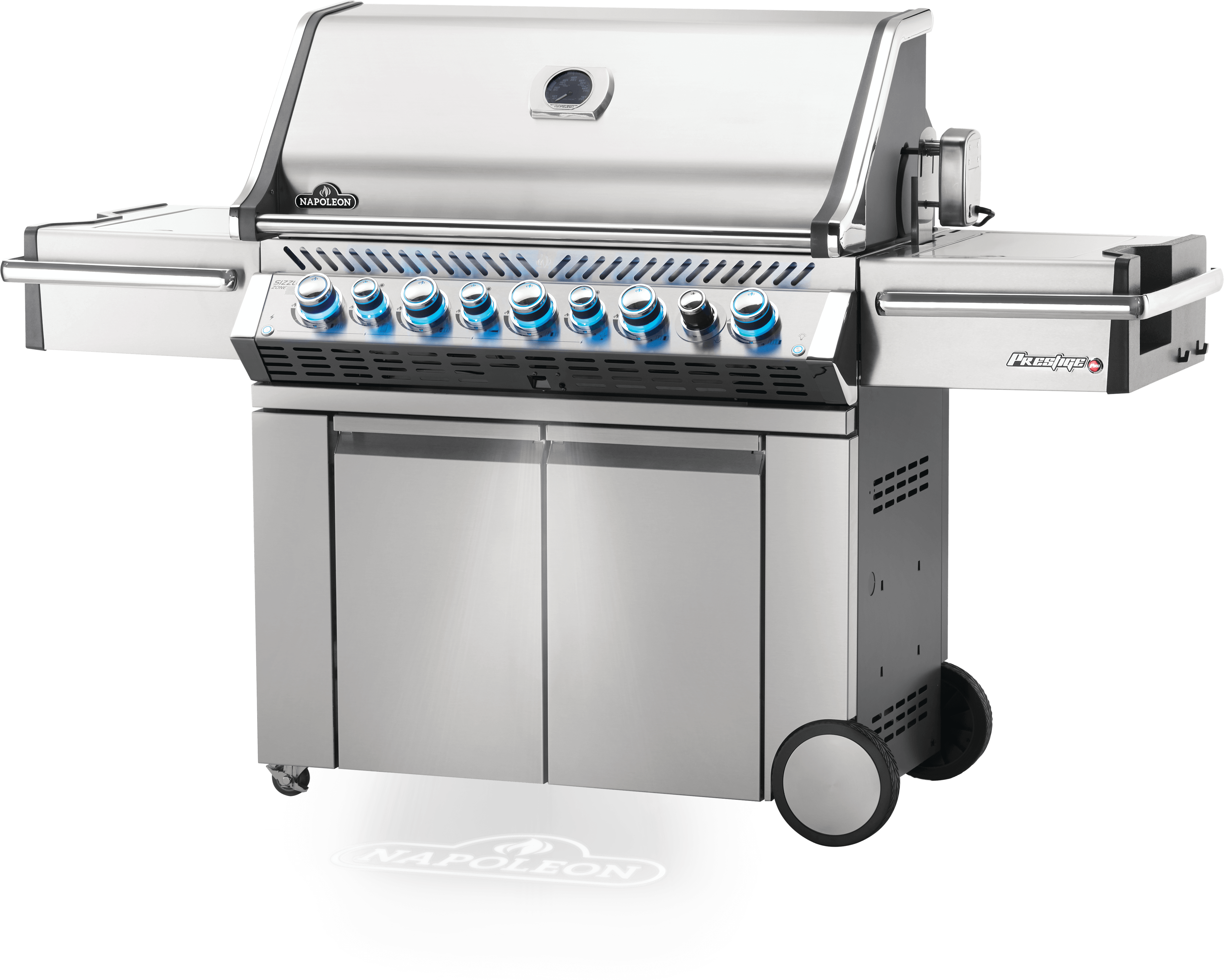 stainless steel barbecue by Napoleon available at Rene's Total Home Comfort Ltd. Campbellford, ON