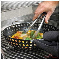 56025-barbecue grill wok