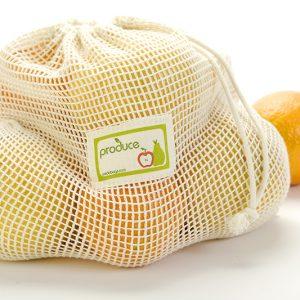 Medium mesh produce bag