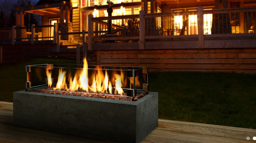 Kingsman Linear Outdoor Burner