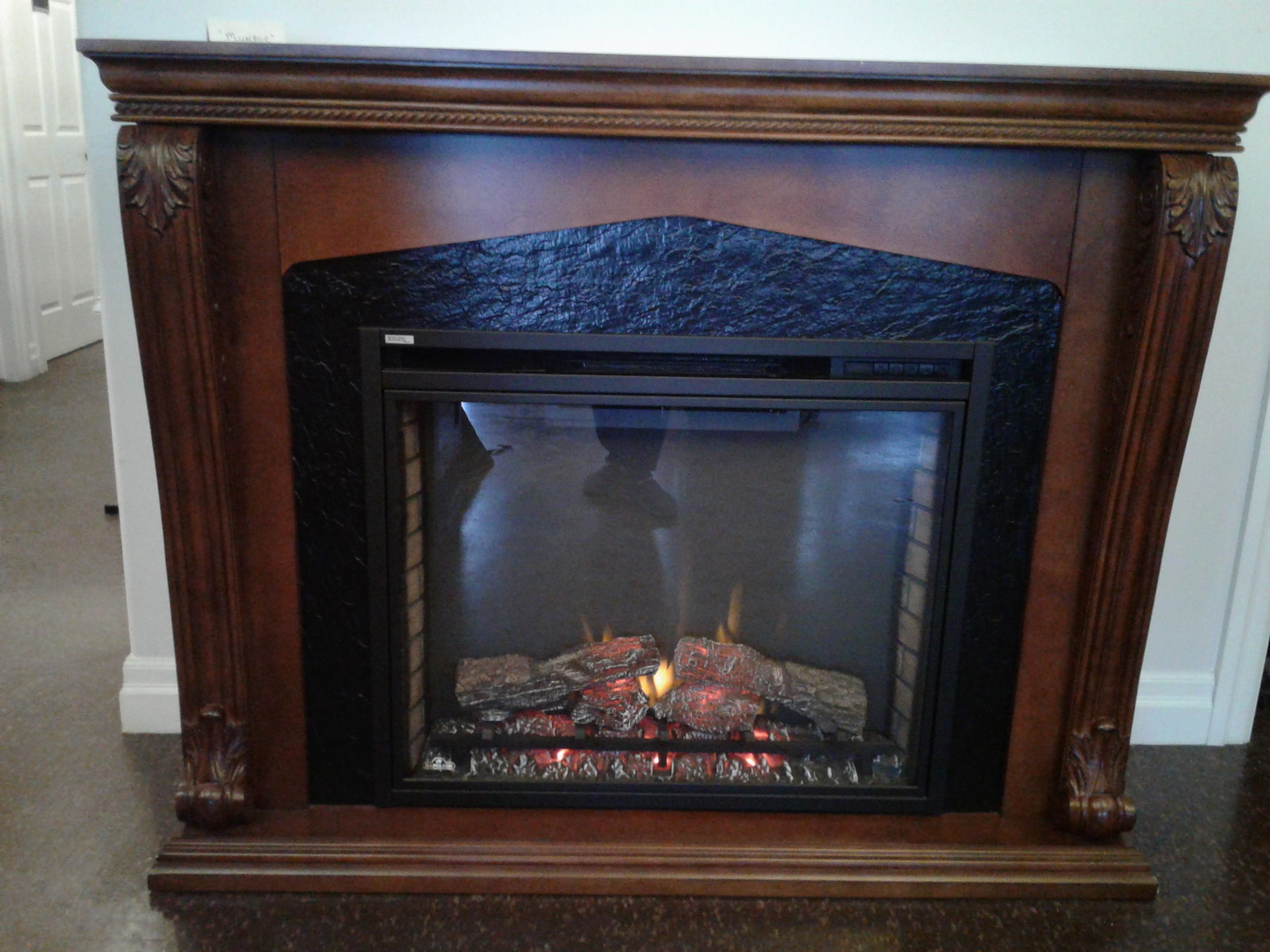 Napoleon Munroe Electric Fireplace Rene S Total Home Comfort Ltd