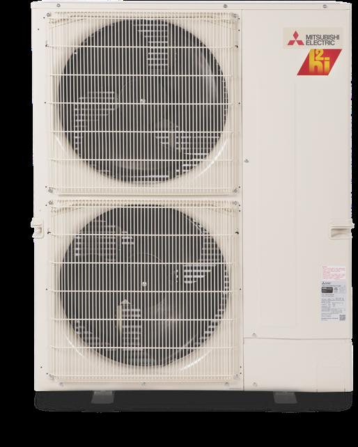 MITS heat pump